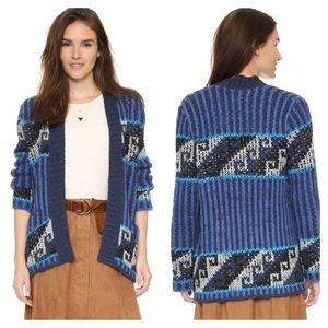 free people • time and again cardigan sweater